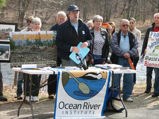 March 09' Westfield River (MA) Rally