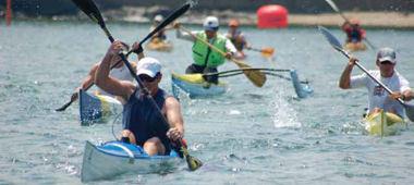 Salem Sound Kayakers 2009