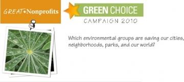 Best Green Nonprofits contest