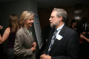 Rob chats with Lois Capps (D-CA)