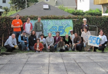 Depaving with Somerville Climate Action