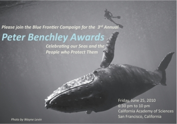3rd Annual Peter Benchley Awards