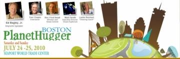 Planet Hugger Boston Event July 24-5