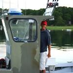 Darren Striped Bass Fisherman