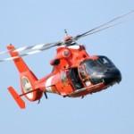 Newport based Coast Guard S&R Helo
