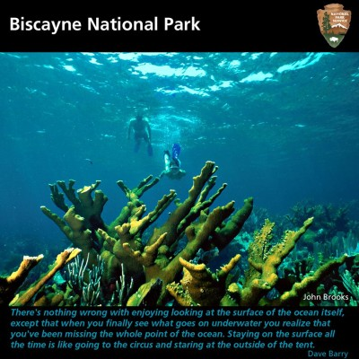 Biscayne National Parks Photos