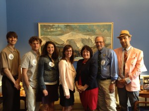 Annie Kuster 2015 Hill Day