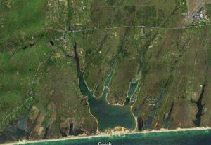 Tisbury Great Pond Map